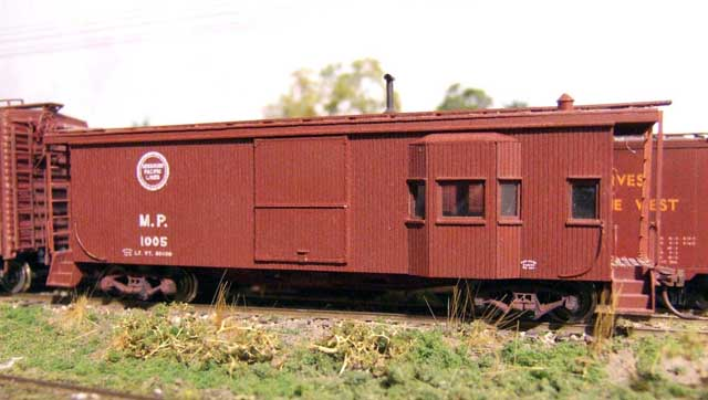MP Merchandise Caboose