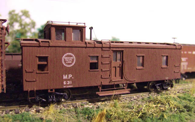 Side Door Caboose